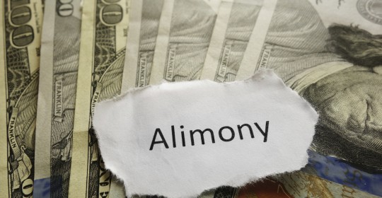 March 2015 Update Regarding Alimony