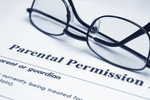 Parental permission and rights in florida.