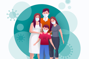 COVID-19 and Co-Parenting