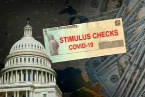 Stimulus Checks Going Toward Child Support Debt